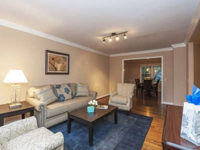 Townhouse for sales at Skyline Village 3544 George Mason Drive S Alexandria, Virginia 22302 United States