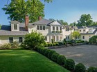 Single Family Home for  sales at Gracious Country Home 34 Bayberry Road New Canaan, Connecticut 06840 United States