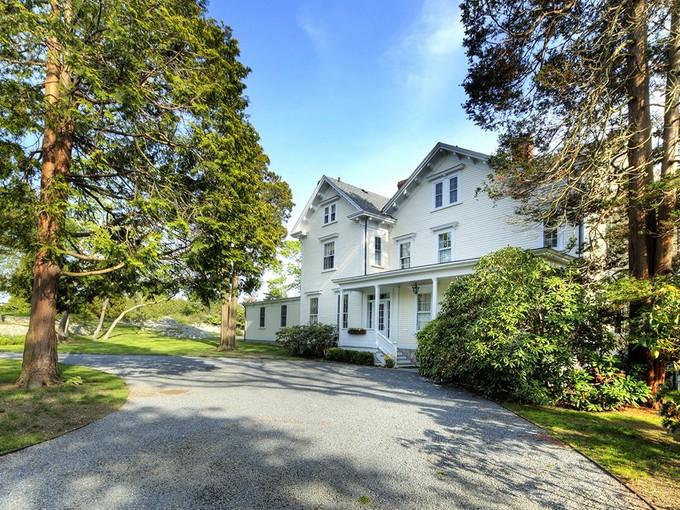 Vivienda unifamiliar for sales at Quail Tree House 100 Harrison Avenue  Newport, Rhode Island 02840 Estados Unidos