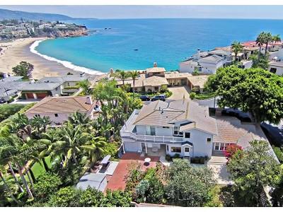 Maison unifamiliale for sales at 163 Emerald Bay  Laguna Beach, Californie 92651 États-Unis
