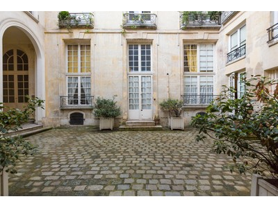 獨棟家庭住宅 for sales at Montmorency PCo  Paris, 巴黎 75003 法國