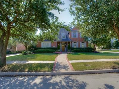 단독 가정 주택 for sales at 6645 York Street  Fort Worth, 텍사스 76132 미국