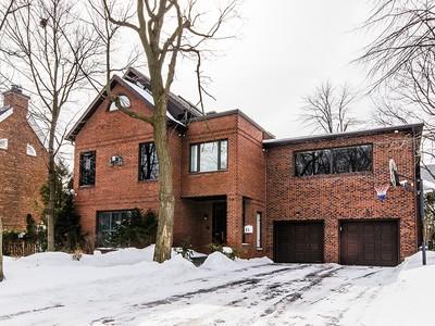 Einfamilienhaus for sales at Westmount 44 Av. Oakland Westmount, Quebec H3Y1P2 Kanada