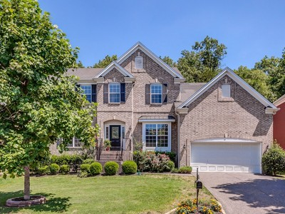 Single Family Home for sales at 1284 Bridgeton Park Drive  Brentwood, Tennessee 37027 United States