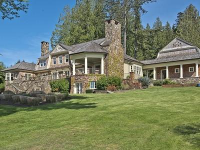 Single Family Home for sales at Southampton Shingle Style 4225 Boston Harbor Rd NE Olympia, Washington 98506 United States