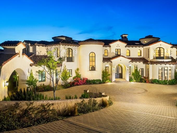 Single Family Home for sales at 18312 Via Ambiente   Rancho Santa Fe, California 92067 United States