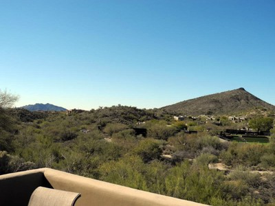 Villa for sales at Fabulous Furnished Desert Mountain Patio Home with Privacy and Views 10172 E Old Trail Rd Scottsdale, Arizona 85262 Stati Uniti