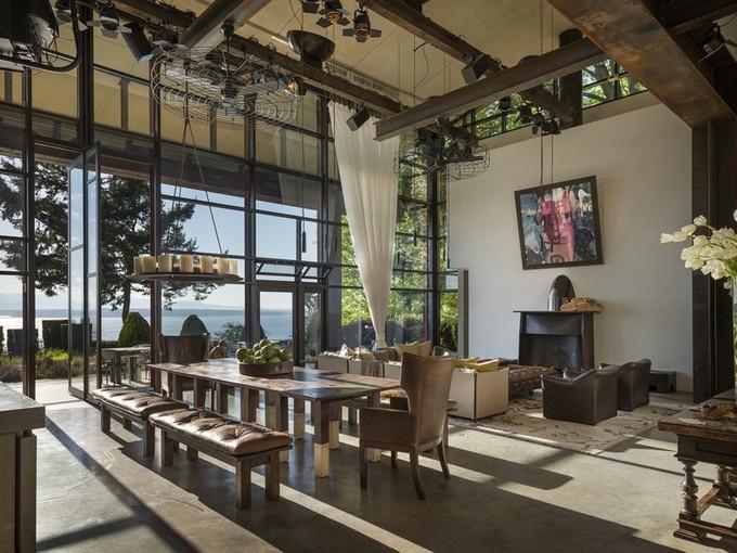 Nhà ở một gia đình for sales at Studio House 970 NW Elford Dr  Seattle, Washington 98177 Hoa Kỳ