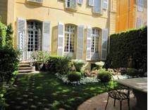 Nhà phố for sales at L'excellence à Aix-en-Provence :  Hôtel Particulie  Aix-En-Provence, Provence-Alpes-Cote D'Azur 13100 Pháp