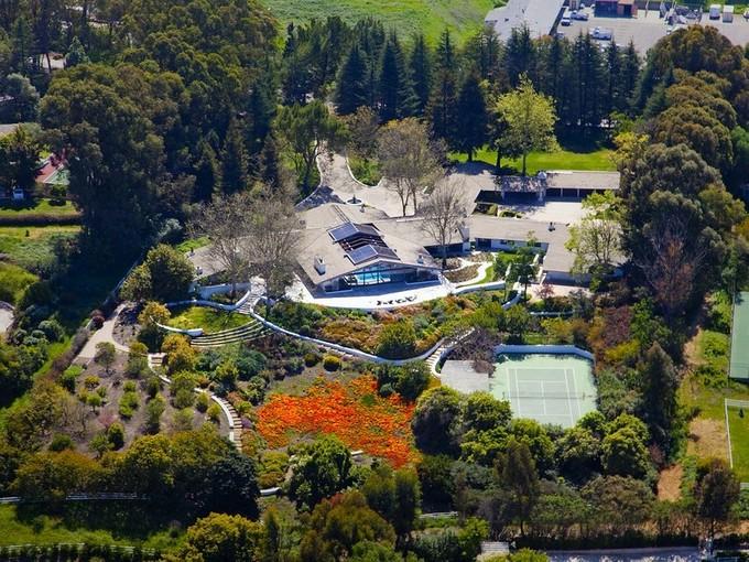 단독 가정 주택 for sales at 27 Crest Road West  Rolling Hills, 캘리포니아 90274 미국