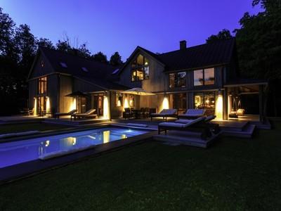 Villa for sales at Quintessential Country Estate 316 Avery Road Garrison, New York 10524 Stati Uniti