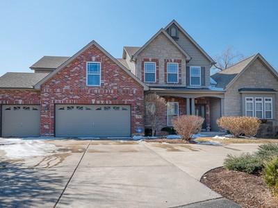 Maison unifamiliale for sales at Fabulous designer home 2769 Kehrs Mill Road Chesterfield, Missouri 63017 États-Unis