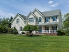 Частный односемейный дом for  sales at Understated With Warm Wood Tones 36 Poling Farm Court Belle Mead, Нью-Джерси 08502 Соединенные Штаты