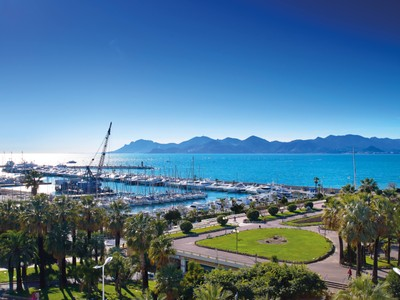 Apartman Dairesi for sales at Luxurious 3 bedroom apartment on upper floor with panoramic sea view La Croisette Cannes, Provence-Alpes-Cote D'Azur 06400 Fransa