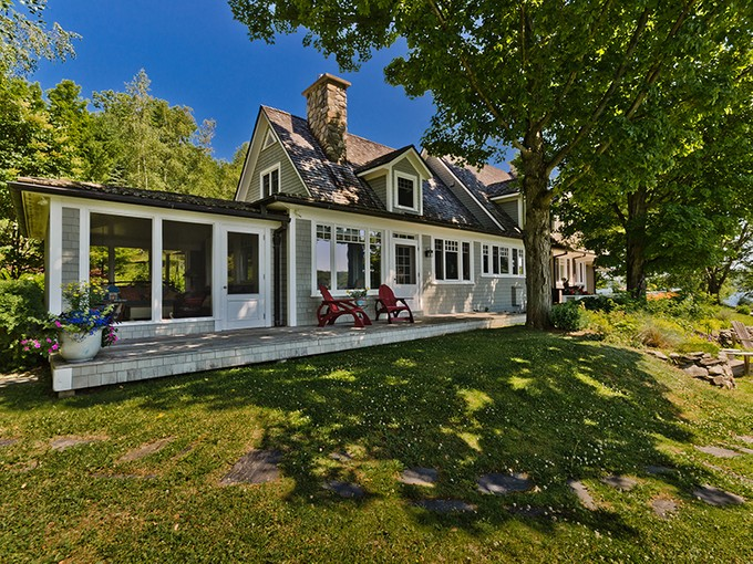 Single Family Home for sales at Massawippi Lake villa    North Hatley, Quebec J0B 2C0 Canada