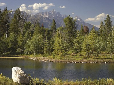 Terrain for sales at Land with Splendid Views & Privacy 5135 W. Eagle Road West Bank South, Wyoming 83014 États-Unis
