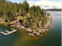 Land for sales at The Point At Swede Bay 7502 S Newtons Way   Coeur D Alene, Idaho 83814 United States