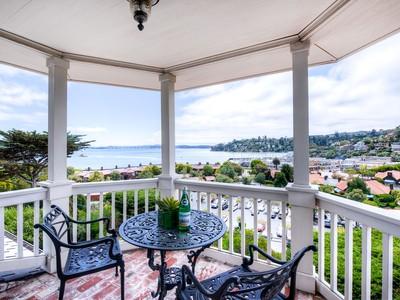 Casa Unifamiliar for sales at Old Tiburon With San Francisco Views 1859 Mar West Street Tiburon, California 94920 United States