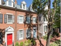 タウンハウス for sales at Georgetown 2709 Olive Street Nw   Washington, コロンビア特別区 20007 アメリカ合衆国