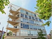 Кооперативная квартира for sales at Modern Concrete Loft 3110 N Greenview Ave Unit 5E   Chicago, Иллинойс 60657 Соединенные Штаты