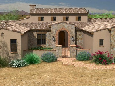 一戸建て for sales at Luxury New Build on 1+ Acre in Guard-Gated Whisper Rock 8520 E Homestead Circle Scottsdale, アリゾナ 85266 アメリカ合衆国