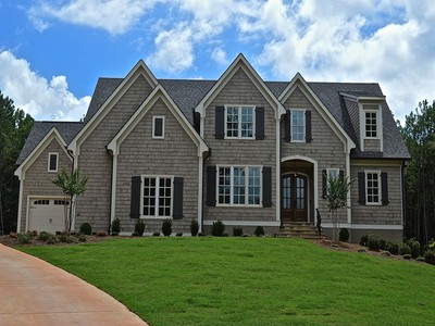 Villa for sales at Incredible 5 Bedroom New Construction In Edgewood 460 Woodward Drive  Fayetteville, Georgia 30215 Stati Uniti