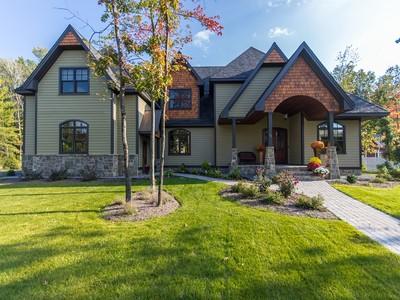 Einfamilienhaus for sales at Oak Ridge Development 9 Oak Ridge Boulevard Saratoga Springs, New York 12866 Vereinigte Staaten