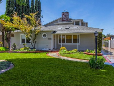 Villa for sales at 5207 Teesdale Ave   Valley Village, California 91607 Stati Uniti