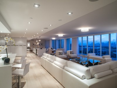 Appartement en copropriété for sales at 1800 Sunset Harbour Unit TS-3  Miami Beach, Florida 33139 États-Unis