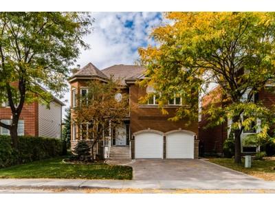 Villa for sales at Saint-Lambert 130 Rue Upper Edison  Saint-Lambert, Quebec J4R2V8 Canada