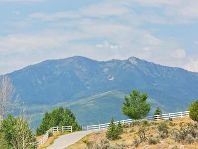 Đất đai for sales at Beautiful 5 Acre Lot High Above Heber City 1385 East 1350 North # 34  Heber City, Utah 84032 Hoa Kỳ
