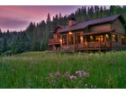 Villa for  sales at Private Beaver Creek Waterfront Home 1395 Beaver Creek Road   Big Sky, Montana 59716 Stati Uniti