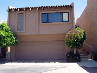 Maison de Ville for sales at Spotless Enchanting Townhome In The Camelback Corridor 4434 E Camelback Rd #137 Phoenix, Arizona 85018 États-Unis