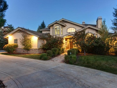Single Family Home for sales at Stunning & Timeless Fairway Hills Home 2592 Silver Cloud Dr Park City, Utah 84060 United States