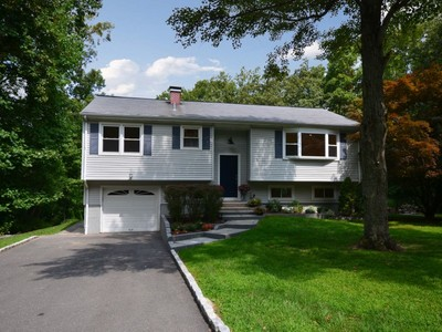 Single Family Home for sales at Beautifully Updated Home 5 Senoka Drive Ridgefield, Connecticut 06877 United States