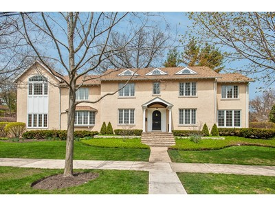 Single Family Home for sales at Tastefully decorated and well maintained East Winnetka Home 505 Sunset Winnetka, Illinois 60093 United States