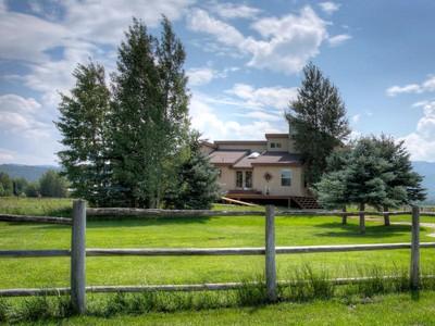 Casa para uma família for sales at 4.02 Acres in a Great Location 477 West 5200 North  Park City, Utah 84098 Estados Unidos