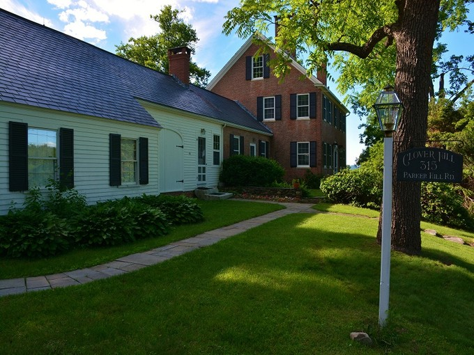 Farm / Ranch / Plantation for sales at Clover Hill 315 Parker Hill Road Springfield, Vermont 05156 United States