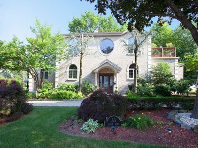 Single Family Home for sales at North Cliffs Beautiful Corner Lot 33 Laurie Drive Englewood Cliffs, New Jersey 07632 United States