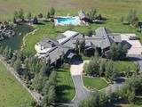 Property Of One of a Kind 6+ Acre Equestrian Estate Bordering Provo River