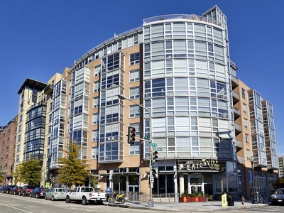Condominium for sales at Flats at Union Row 2125 14th Street Nw 406 Washington, District Of Columbia 20009 United States