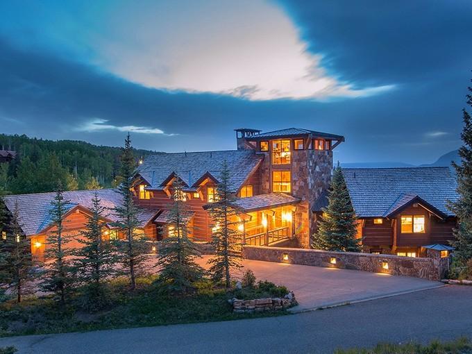 Villa for sales at 124 Yellow Brick Road   Telluride, Colorado 81435 Stati Uniti
