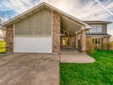 Property Of Premier horse training facility with a custom 4 bedroom home