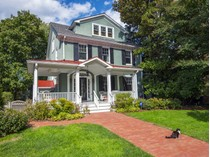 Single Family Home for sales at Chevy Chase 3809 Jocelyn Street Nw   Washington, District Of Columbia 20015 United States