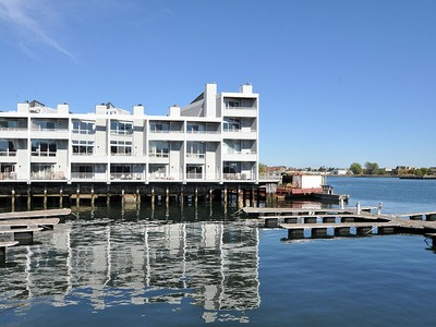 Single Family Home for sales at 8 Constellation Wharf- Unit 8   Boston, Massachusetts 02129 United States