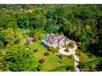 獨棟家庭住宅 for sales at Extraordinary Heathcote Estate 9 Heathcote Road   Scarsdale, 紐約州 10583 美國