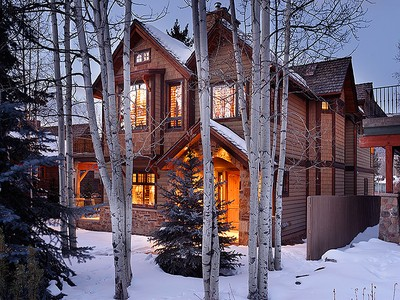 Villa for sales at Tranquility in the West End 930 West Francis Street Aspen, Colorado 81611 United States