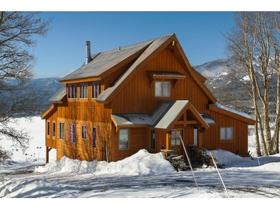 Single Family Home for sales at Star Mountain Ranch Stunner 5 Castle Drive Gunnison, Colorado 81230 United States