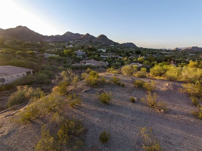 Land for sales at Amazing View Lot On One Of Paradise Valley's Most Prestigious Streets 4250 E Keim Drive #211 Paradise Valley, Arizona 85253 United States