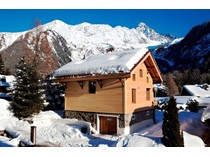 Single Family Home for sales at Chalet Yeti Lodge  Chamonix, Rhone-Alpes 74400 France